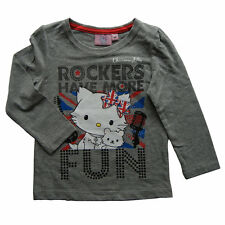 Tee shirt Charmmy Kitty gris manches longues