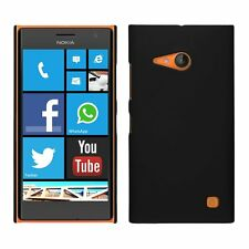 Ultra Thin Rubberized Matte Hard Case Back Cover for Nokia Lumia 730