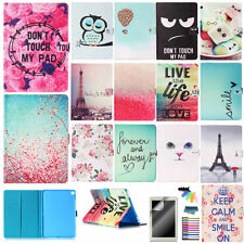 """Cute Patterns PU Leather Case for iPad Pro 9.7"""" Tablet Protective Stand Cover"""