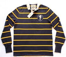 Mens Polo Ralph Lauren PREMIUM Vintage Style Rugby Jersey Top GIFT BOXED RRP£230