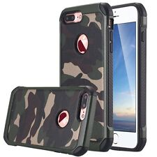 Camouflage ShockProoF Armor Cover Case Heavy Duty Protection Armor Case Military