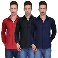 Feed Up Men's Casual / Pack Of 3