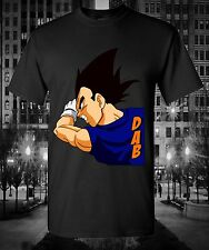 VEGETA DAB Camiseta Divertido DRAGON BALL Z MANGA GOKU GOHAN Idea Para Regalo