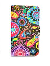 iPhone 4 4S Leather Flip Designer Wallet Case Cover Pouch Table Talk