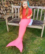 CHILDRENS KIDS SWIMMABLE SWIM MERMAID TAIL COSTUME FOR MONOFIN GIFT BLESSINGS