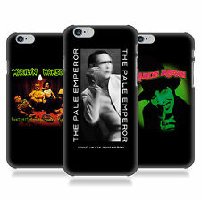 OFFICIAL MARILYN MANSON ALBUM COVERS HARD BACK CASE FOR APPLE iPHONE PHONES