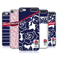 OFFICIAL ENGLAND RUGBY UNION 2016/17 PATTERNS BACK CASE FOR APPLE iPOD TOUCH MP3