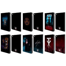 OFFICIAL WWE THE UNDERTAKER LEATHER BOOK WALLET CASE COVER FOR APPLE iPAD