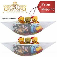 Netting For Stuffed Animals Hammock Net Storage Ideas For Small Spaces Organizer