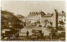 Donegal The Diamond vintage Old Irish Photo Print  Size Selectable