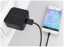 Qualcomm Quick Charge 3.0 Tronsmart Charger with 3 Amp Type C/ Android Cable