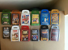 Top Trumps Sets Pick and choose