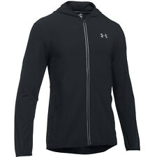 Under Armour HeatGear Fitted Run True SW Jacket Herren Jacke black 1289388-001