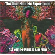JIMI HENDRIX EXPERIENCE Are You Experienced And More DOUBLE CD European Spanish