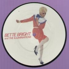 "BETTE BRIGHT AND THE ILLUMINATIONS When You Were Mine 7"" VINYL UK Korova 1981"
