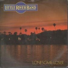 """LITTLE RIVER BAND Lonesome Loser 7"""" VINYL UK Capitol 1979 Demo B/W Cool Change"""