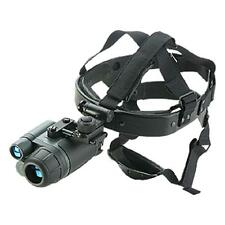 Yukon Spartan 1x24 NVMT4 Gen 1 Night Vision Goggle Kit with Head Mount - 24024