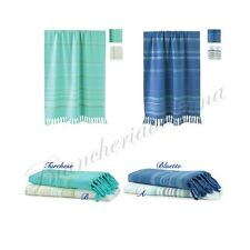 BASSETTI TELO MARE-PAREO 80X160 FANTASIE MAGIC STRIPE  VARI COLORI