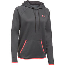 Under Armour ColdGear Storm Armour Fleece Icon Hoodie Pullover 1280689-091