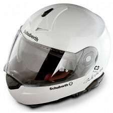NEW SCHUBERTH C3 PRO BLANCO BRILLANTE DE MUJER CASCO