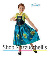 Costume Bambina Anna Fever di Frozen - Originale Disney™ 610904