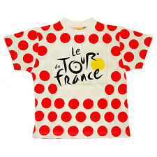 Le Tour de France - T-Shirt Tour de France Officiel Enfant - Blanc