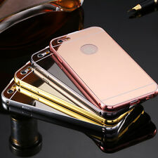 LUXURY PREMIUM QUALITY PC MIRROR  BACK CASE COVER FOR APPLE IPHONE5 / 5s