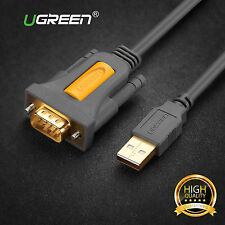 Ugreen Cavo USB a Seriale RS232 DB9 9Pin COM Adattatore Prolific per Win 10 Mac