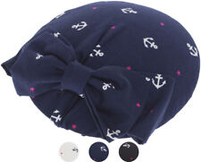 Vintage PAGE Sailor ANCHOR Anker Nautical PILLBOX Hütchen Fascinator Rockabilly