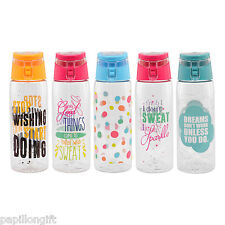 Water Bottle BPA Free Tritan Water Bottle For Sports Travels Hiking