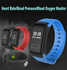 Fitness Activity Tracker Heart Rate Monitor/Blood Pressure/Oxygen Smart Watch