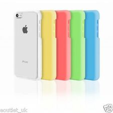 SwitchEasy Nude Soft Feel Slim Hard Case Cover Skin For iPhone 5c NEW