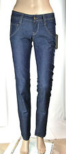 Jeans Donna Pantaloni MET Made in Italy Regular Fit Girl CB12 Tg 27