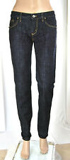Jeans Donna Pantaloni MET Made in Italy Regular Fit New Star CB15 Tg 25 27
