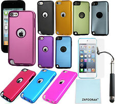 Aluminium metal hard Case Cover For Apple iPod Touch 5th & 6th Gen Generation