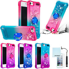 Hybrid Shockproof Defender Case Cover For Apple iPod Touch 5th & 6th Generation