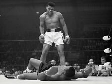 Muhammad Ali Canvas Photography & Art Print Range 45 Different Options