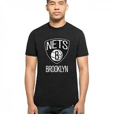 '47 Brand NBA BROOKLYN NETS Club T-Shirt NEU/OVP