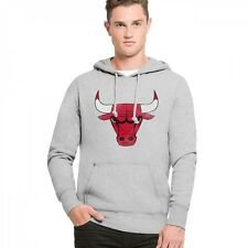 '47 Brand NBA CHICAGO BULLS Knockaround Headline Sweatshirt NEU/OVP