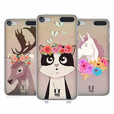 HEAD CASE DESIGNS MEADOW BLOSSOMS HARD BACK CASE FOR APPLE iPOD TOUCH MP3
