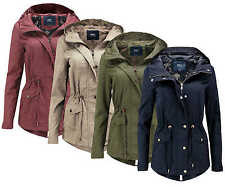 Ladies transitional jacket KATE SHORTS SPRING PARKA Women's Coat