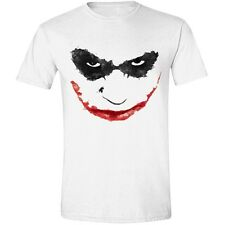 T-Shirt Batman The Dark Knight Joker Smile maglia Uomo ufficiale DC Comics