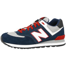 New Balance ML574 CPM Schuhe blau rot weiß ML574CPM Sneaker navy red white