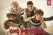 New One Direction Pile On! 1D Poster
