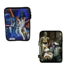 Genuine Star Wars Neoprene iPad / Tablet Case Sleeve Classic Collection - Droids