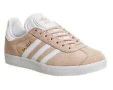 Adidas Gazelle Vapour Pink White Trainers Shoes