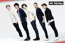 New One Direction 1D Perfect Line Up Poster