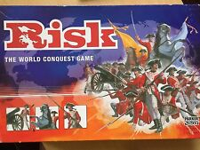 Risk - 2004 Parker edition - spare cards