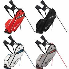 """NEW FOR 2018"" TAYLORMADE FLEXTECH LITE STAND GOLF BAG CARRY BAG 4-WAY DIVIDER"