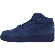 Nike Air Force 1 Medio GS Deportiva Alta Botín blanco azul 314195-405 Dunk Max